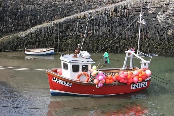 Fishing Boat by JohnoP