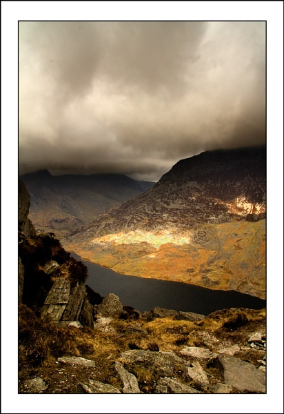 Ogwen Light by MattB