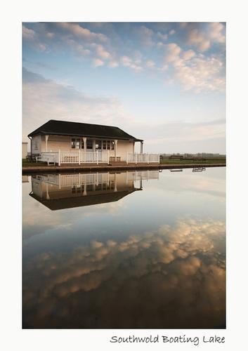 Southwold Boating Lake by Chriscj