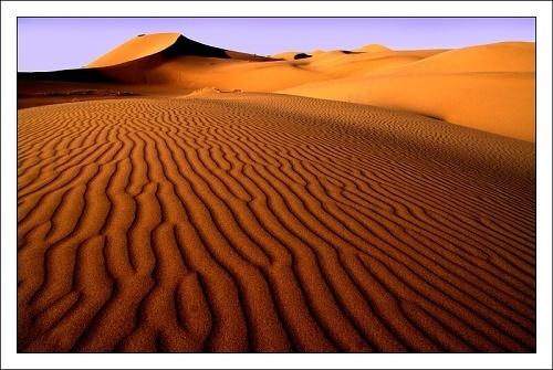 Dunes at Maranjob by lucinka