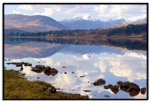 Loch Tulla by trickydicky