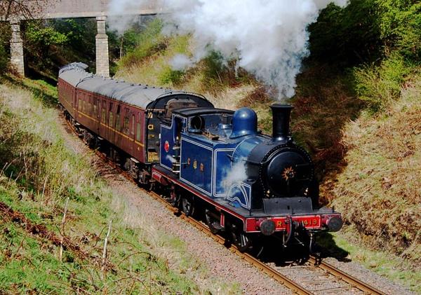 Full Steam Ahead by motman