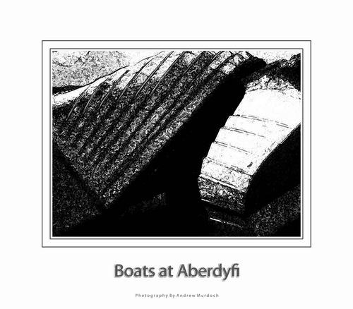 Boats at Aberdyfi by AndyMurdo