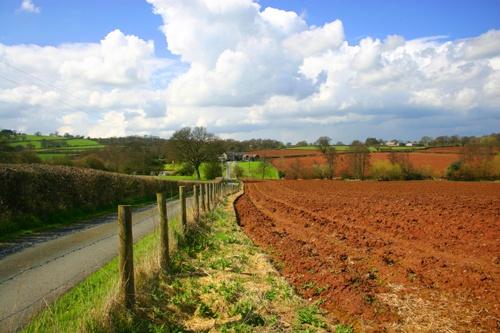 Brecon Farm by AnthonyR