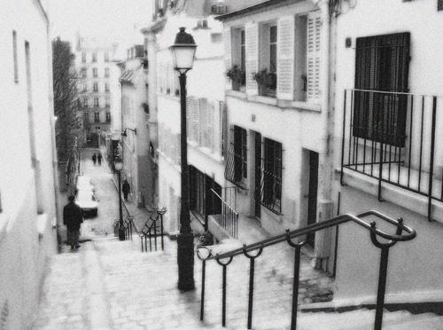 Montmartre by KingBee