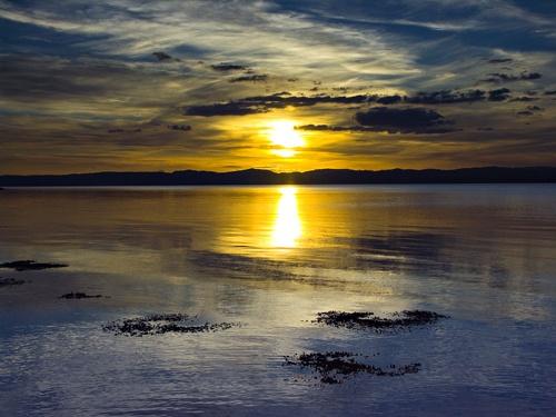 Sunset by Osool