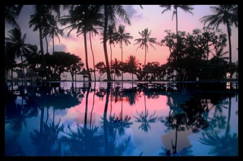 Reflecting in Sri Lanka by martynj