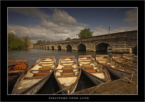 Stratford-upon-Avon by chrissycj