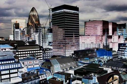 Docklands by Kali