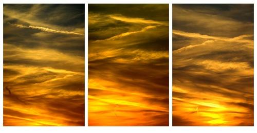 Urban Skies 2 by norick1