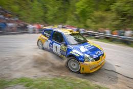 Rallye drifting