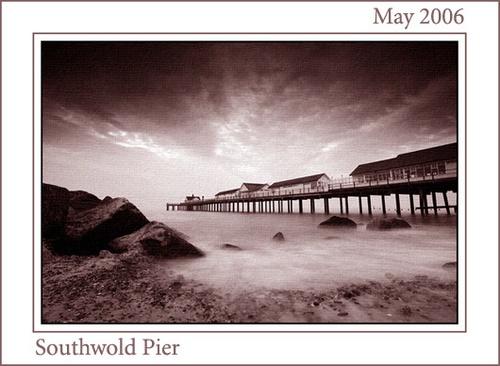 Southwold Pier by dp