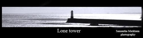 lone tower by RaeHart
