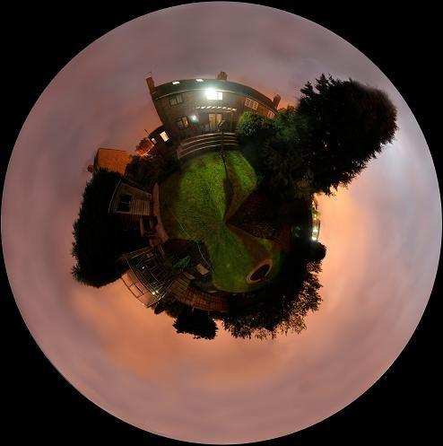 Planet Home by MichaelSingleto