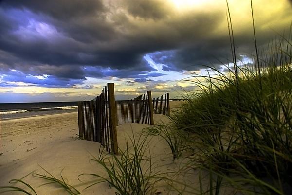 A Storm Awaits by ricochico