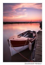 Dusk Boat