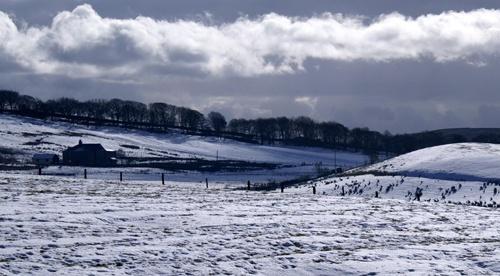 Snowbound by jayhawk2000