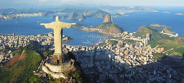 Rio Skyline by jkennedy