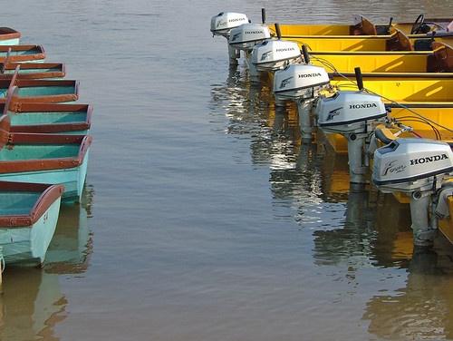 Windsor boats by Ricardos
