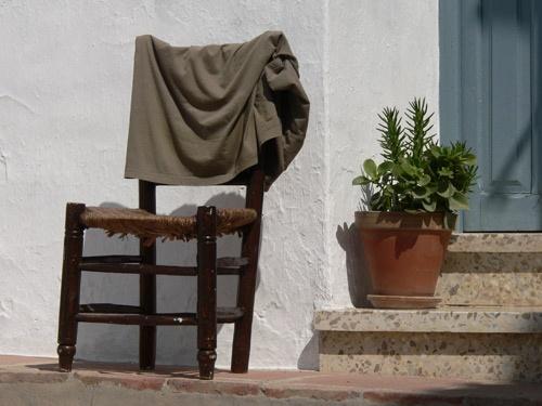 Chair by KingBee