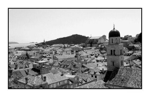 Dubrovnik rooftops by CaroleA