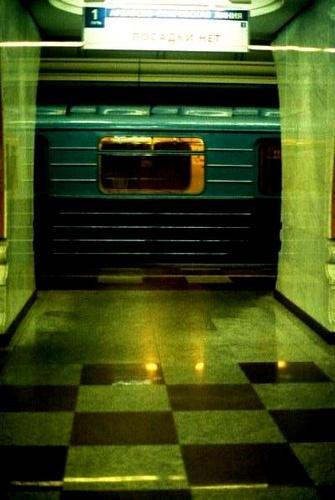 Russian Train by elmo