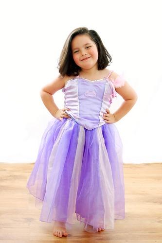 Lydia the little Princess by sarac