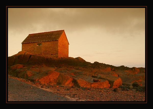 Not a Barn ... (2) by conrad
