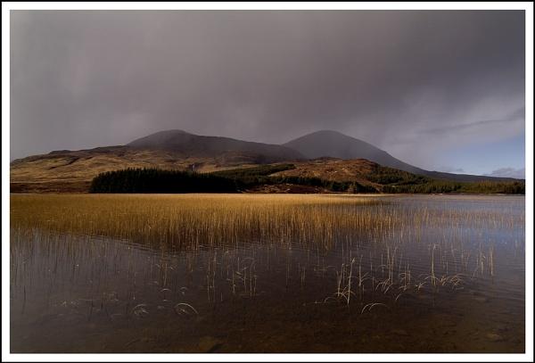 Rain falling... by Scottishlandscapes