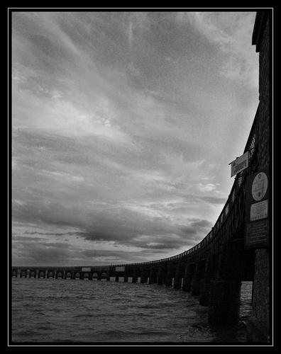 One Bridge - Extra Noise by Bexphoto