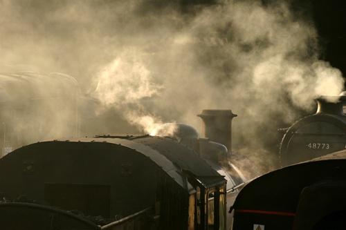 Smoke & crud by Potto