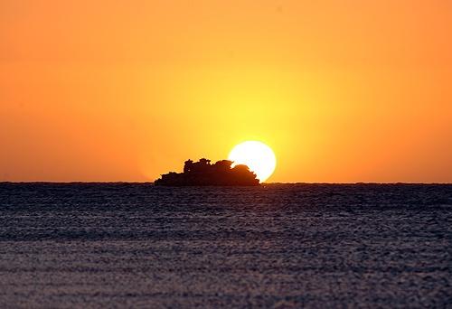 Sunset by Taran