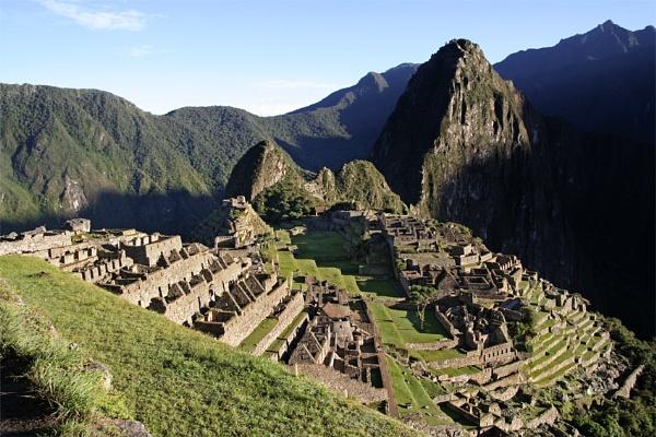 Machu Picchu, sunrise by Sabreur