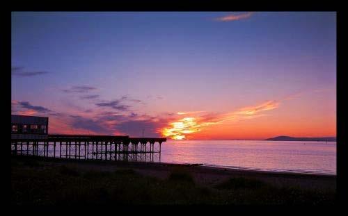 Fleetwood  pier by cramj