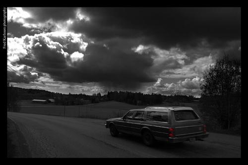 Drive-through by Ferdie