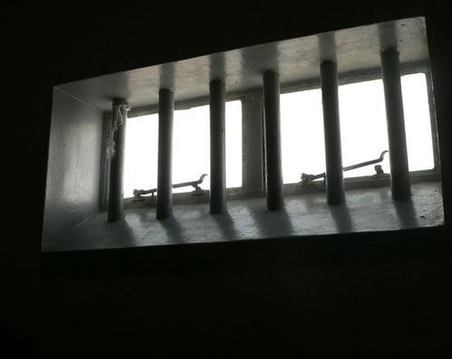 prison by mcgregom