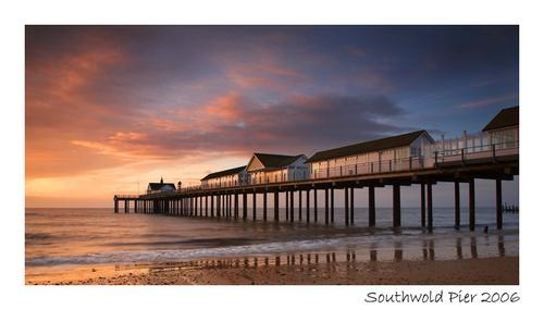 Southwold Pier by Chriscj