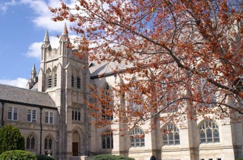 Presbyterian Church by jayhawk2000