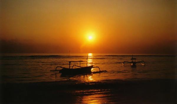 Sanur Sunset by jkennedy