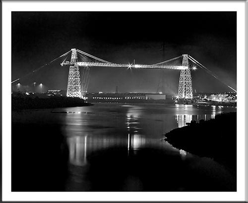 Newport Transporter Bridge by Friendly