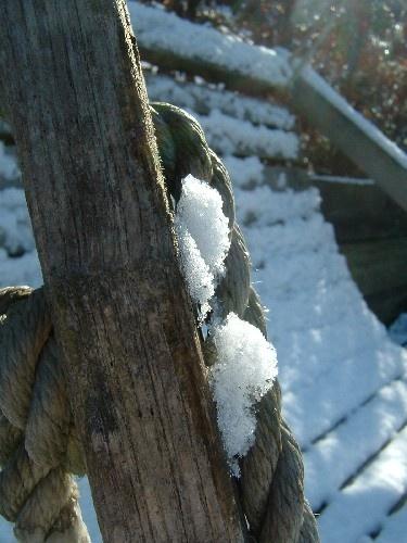 Snow swing by ktish