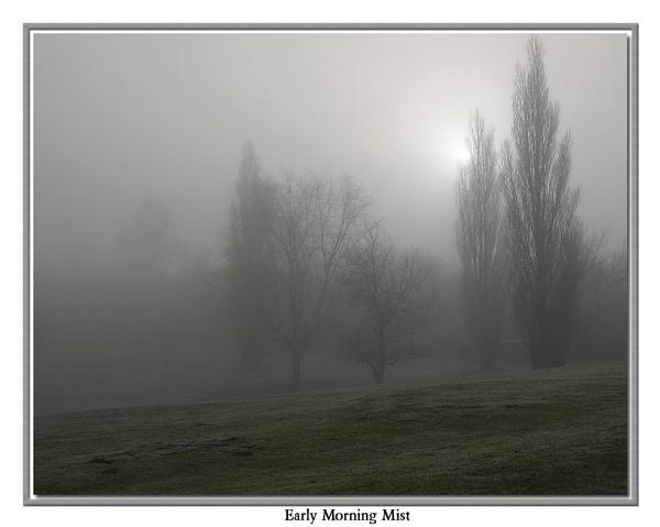 Morning Mist by wwwCOLEUKcom