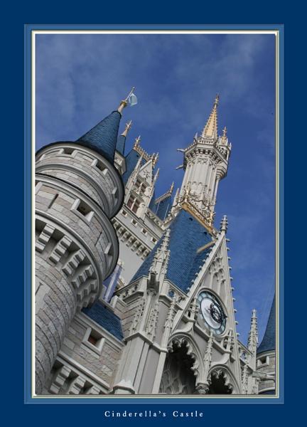 Cinderella\'s Castle by wwwCOLEUKcom