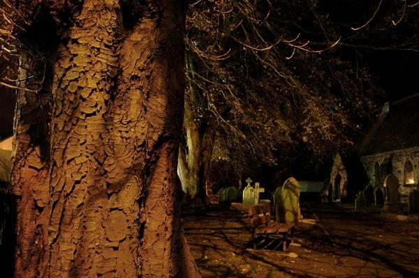 Spooky! by Skichic