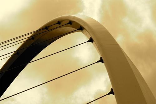 Millennium Bridge by alex102