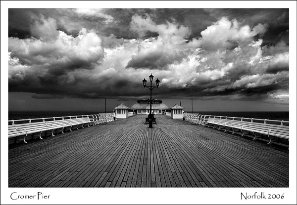 Cromer Pier 2 by KathyW
