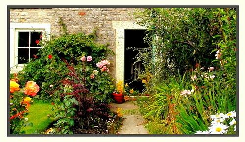 English Country Garden by rania