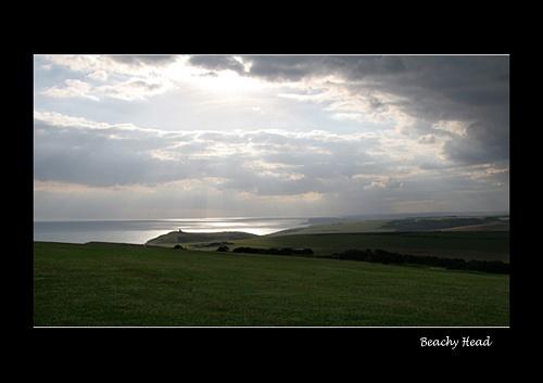 Beachy Head by fairlytallpaul