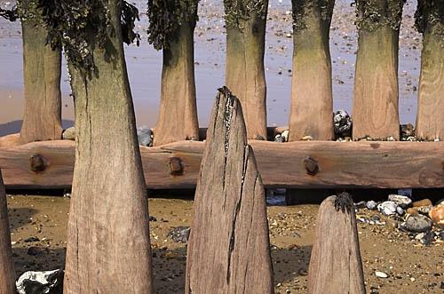 Mundesley Beach by saxon_image