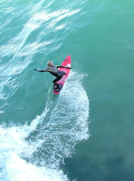 Surfer boy by carriebugg